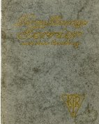 """""""Der rauhhaarige Terrier und seine Erziehung"""", 4. Auflage, 1930"""