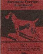 Deutsches Airedale-Terrier-Zuchtbuch, Band X, 1921