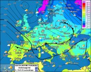 Großwetterlage Europa - übermorgen