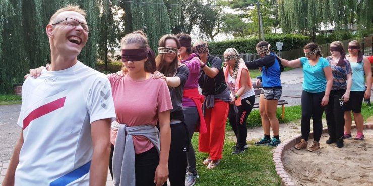 Licht und Schatten - Trainingslager in Werdau