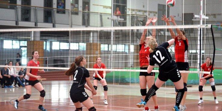 Regionalpokalqualifikation beim Dresdner SC II