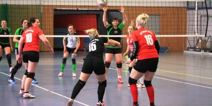 Klappe die Erste uuuund Action! Erste Spiele in der Bezirksliga