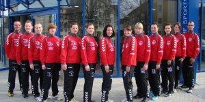 Testspielsieg VC Olympia Dresden II
