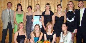 2. Platz Sportlerwahl 2010