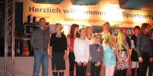 3. Platz Sportlerwahl 2007