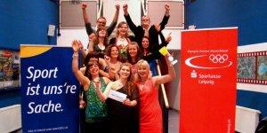1. Platz Sportlerwahl 2012
