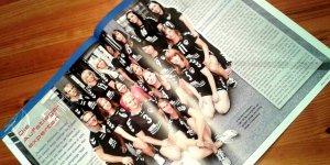 Artikel Volleyball Magazin 12.2014