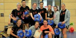 4. Platz 3. Glück-auf-Volleyballturnier