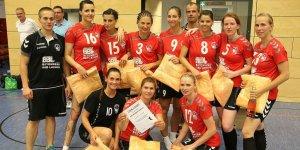 2. Platz 4. Glück-auf-Volleyballturnier