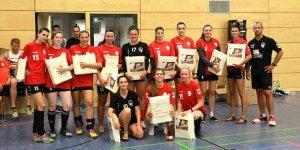 3. Platz 5. Glück-auf-Volleyballturnier