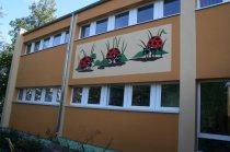 Fassade Borna mit WDVS