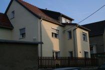 Fassade Zedtlitz mit WDVS
