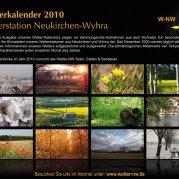 Wetterkalender 2010