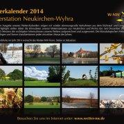 Wetterkalender 2014