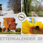 Wetterkalender 2015